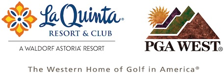 Logo for La Quinta Resort & Club - A Waldorf Astoria Resort