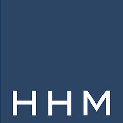 Logo for HHM - California