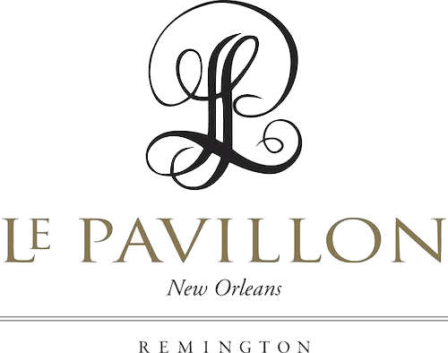 Logo for Le Pavillon Hotel