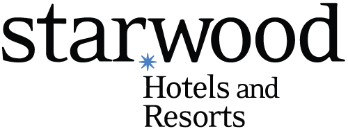 Logo for Starwood Hotels and Resorts Worldwide