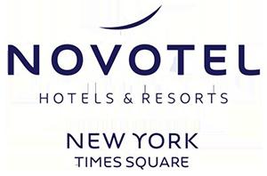 Logo for Novotel New York Times Square