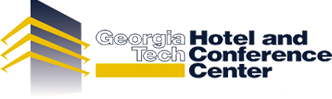 Logo for Georgia Tech Hotel and Conference Center