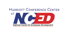 Logo for Marriott Conference Center at the National Center for Employee Development