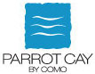 Logo for Parrot Cay by COMO