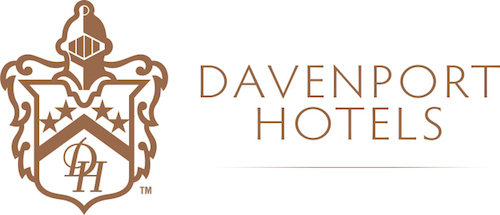 Logo for The Davenport Hotels