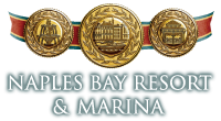 Logo for Naples Bay Resort