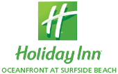 Logo for Holiday Inn Oceanfront at Surfside Beach