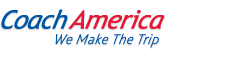 Logo for Coach America