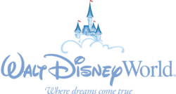 Logo for Walt Disney World