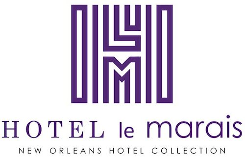 Logo for Hotel Le Marais