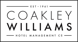 Logo for Coakley & Williams Hotel Management Company