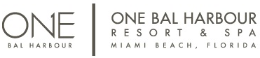 Logo for ONE Bal Harbour