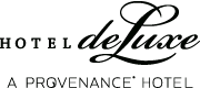 Logo for Hotel deLuxe