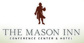 Logo for The Mason Inn Conference Center and Hotel