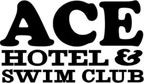 Logo for Ace Hotel & Swim Club