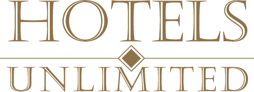Logo for Hotels Unlimited, Inc.