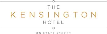 Logo for The Kensington Hotel