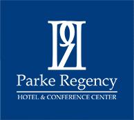Logo for Parke Regency Hotel and Conference Center