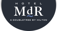 Logo for Hotel MdR Marina del Rey - A DoubleTree by Hilton Hotel