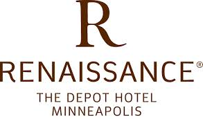 Logo for Renaissance Minneapolis Hotel, The Depot