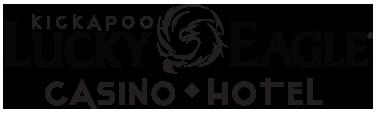 Logo for Kickapoo Lucky Eagle Casino and Hotel