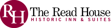 Logo for The Read House Historic Inn & Suites