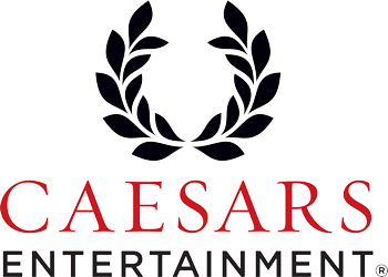 Logo for Caesars Entertainment