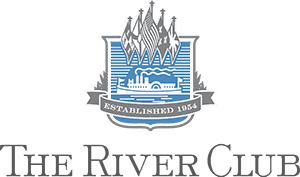 Logo for The River Club