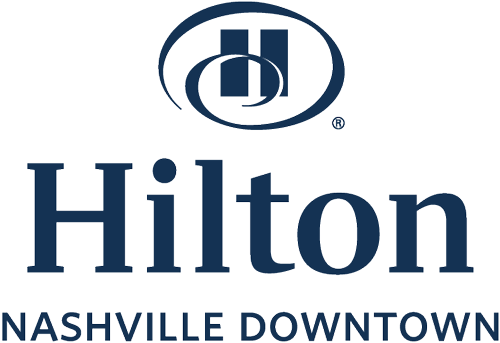 Logo for Hilton Nashville Downtown