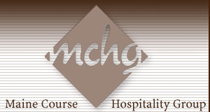 Logo for Maine Course Hospitality Group