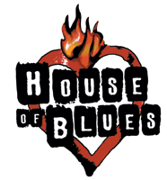 Logo for House of Blues Dallas