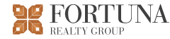 Logo for Fortuna Realty Group