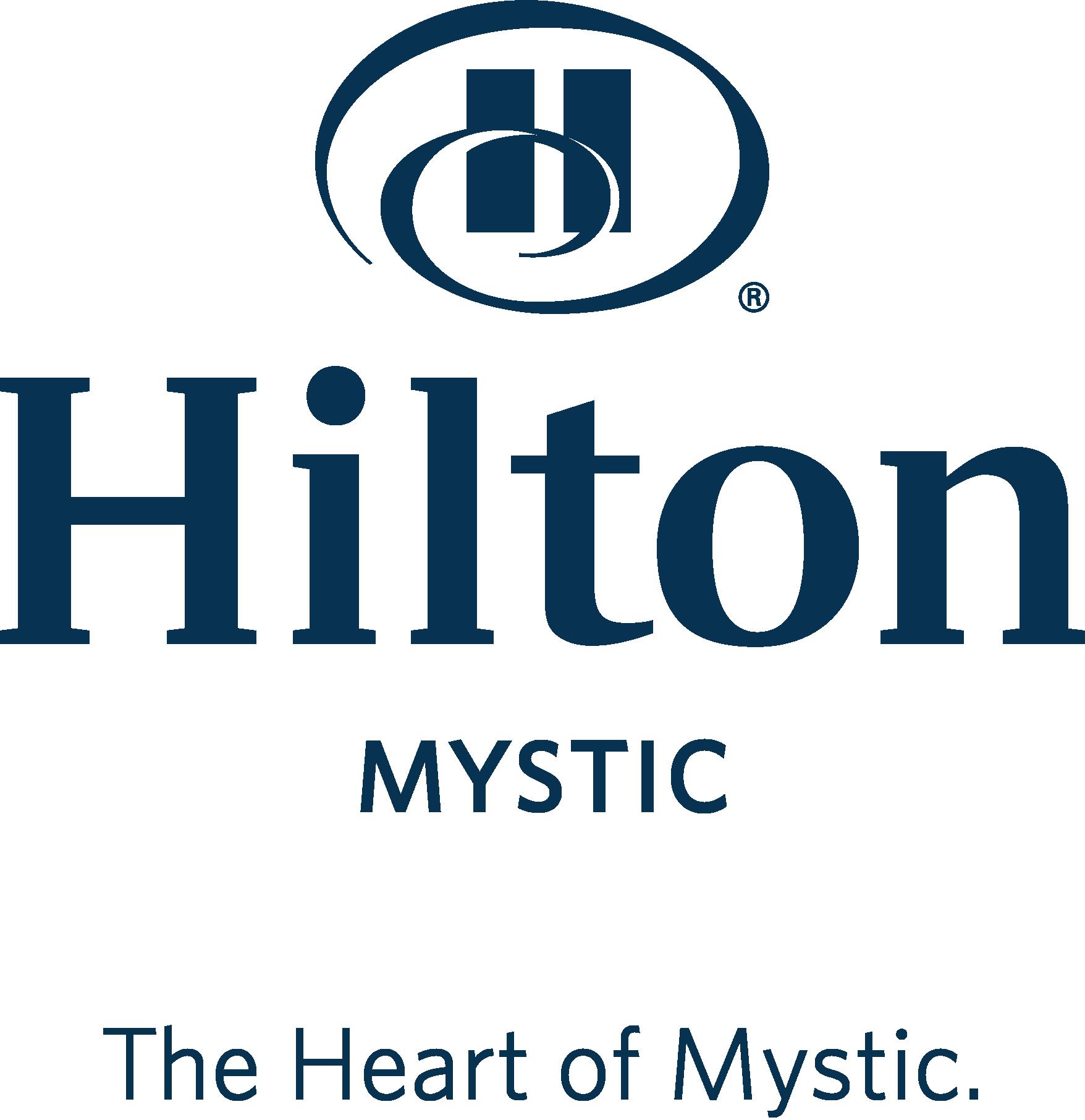 Logo for Hilton Mystic