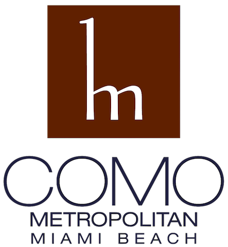 Logo for COMO Metropolitan Miami Beach