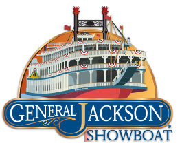 Logo for General Jackson Showboat