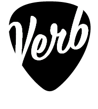 Logo for The Verb