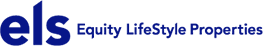 Logo for Equity LIfeStyle Properties, Portland