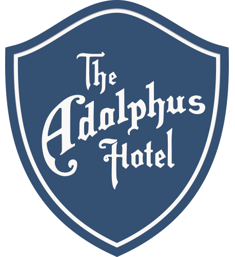 Logo for The Adolphus