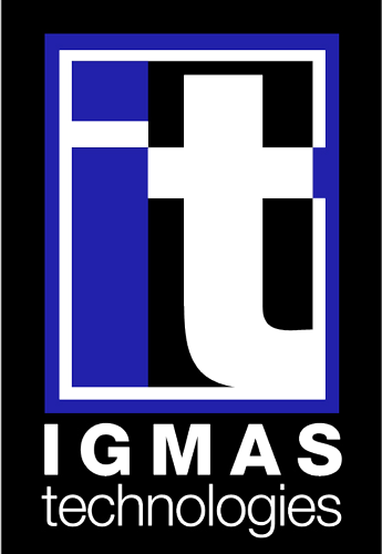 Logo for IGMAS Technologies