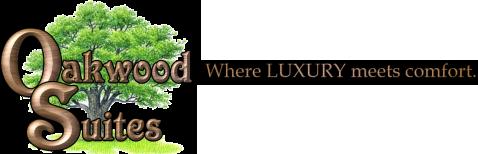 Logo for Oakwood Suites Hotel