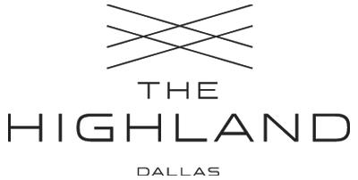 Logo for The Highland Dallas, Curio – a Collection by Hilton