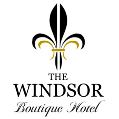 Logo for The Windsor Boutique Hotel