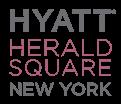 Logo for Hyatt Herald Square New York