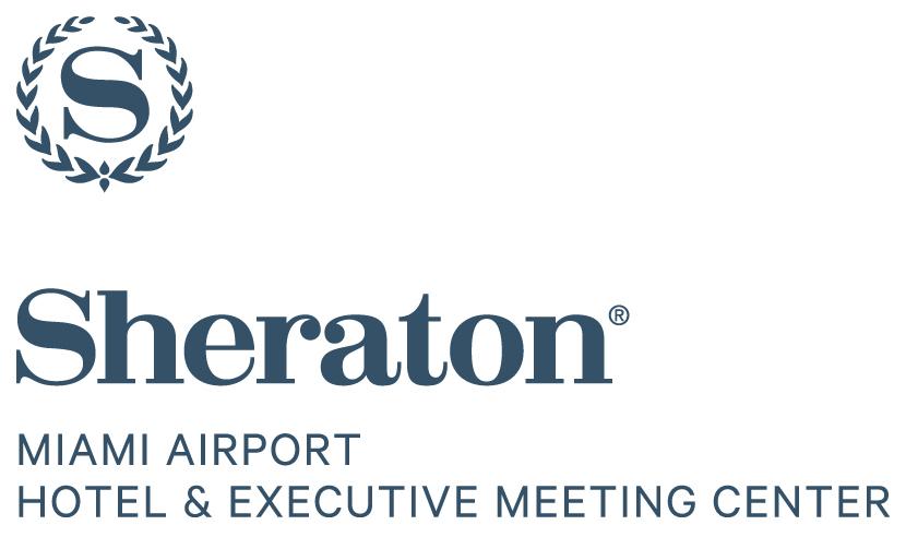 Logo for Sheraton Miami Airport Hotel & Executive Meeting Center