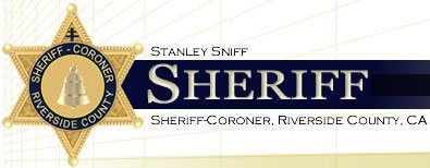 Logo for Riverside County Sheriff Department
