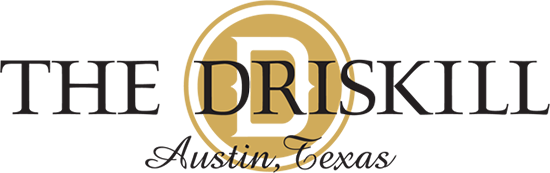 Logo for The Driskill