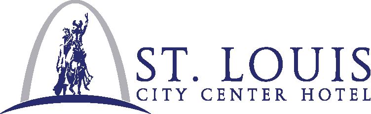 Logo for St. Louis City Center Hotel & Suites
