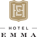 Logo for Hotel Emma at Pearl