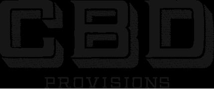 Logo for CBD Provisions