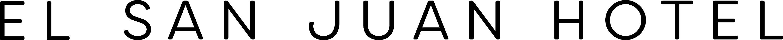 Logo for El San Juan Hotel